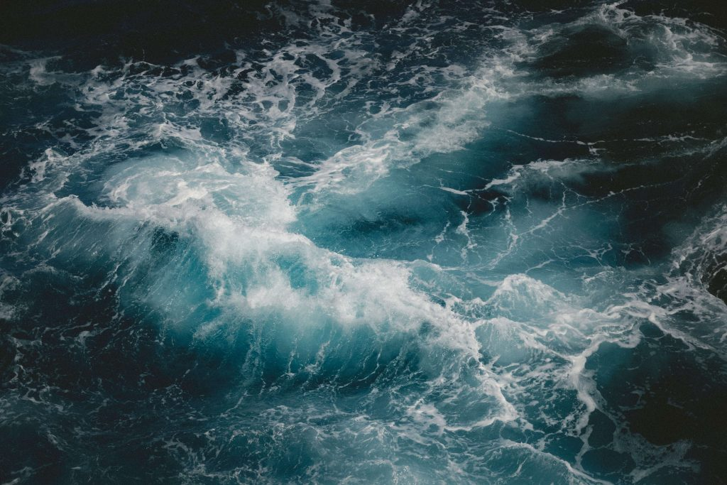 pogrzeb na morzu